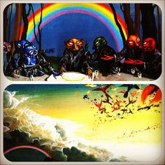 The Rainbow Goblins... I just know my boys are going to love this book