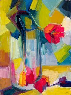 """""""Three tulips""""  -Lena Levin"""