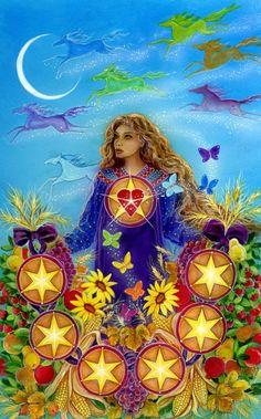  O Tarô nos conduz a sermos mestres de nós mesmos, isso significa controle, responsabilidade e domínio. O Despertar do Tarot -