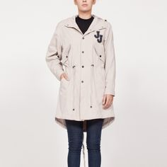 Parka impermeable HUMPREY Parka, Raincoat, Jackets, Fashion, Wraps, Rain Jacket, Down Jackets, Moda, Fashion Styles