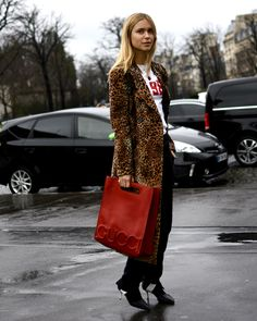The Return Of The Leopard Print?