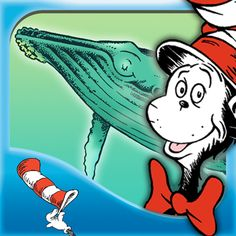 @Oceanhouse Media #AppyReview by Sharon Turriff @Sharon Turriff @appymall A Whale of a Tale! (Dr. Seuss/Cat in the Hat). I absolutely love the educational value of these Cat in the Hat Learning Library. A brilliant way to teach children about a range of subjects. We love sea creatures and my daughter enjoyed sharing this with me and I love that I was able to teach her thi