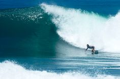 Nine techniques you can make to improve your surf style, courtesy of Brad Gerlach. Photo: Engelbrecht