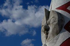 osaka,sun's tower