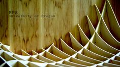"""This is a project developed by the EPS student group at the University of Oregon in Eugene.   We used Rhino, Grasshopper and a CNC router to build a """"Parasite"""" seat that would sit on an existing structure.    Music: Royksopp - Vision One (Instrumental)"""