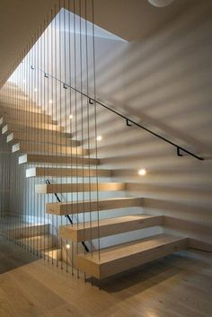 Modern Staircase Design Ideas – The staircase is a very crucial design element. … Modern Staircase Design Ideas – The staircase is a very crucial design element. It's always a captivating feature, whether it has a conventional design or an unusual … Loft Stairs, House Stairs, Attic Renovation, Attic Remodel, Closet Remodel, Rustic Stairs, Apartment Entrance, Balkon Design, Attic Office
