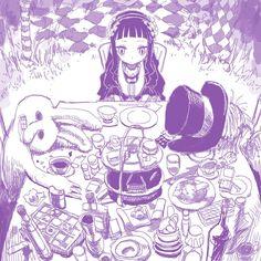 Медиа-твиты от はやにえ (@hayanye) | Твиттер Real Manga, Magical Girl Raising Project, Maho, Alice Madness Returns, Blue Anime, Madoka Magica, Light Novel, Shoujo, Vocaloid