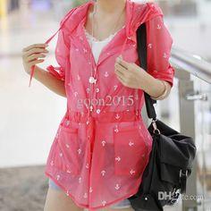 Womens Summer Rain Jacket - JacketIn