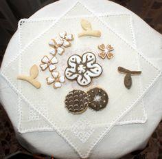 Fiori - Biscotti decorati