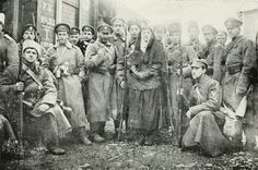 Anti-Bolshevik Volunteer Army in South Russia, January 1918. While resistance to the Red Guard began on the very next day after the Bolshevik uprising, the Treaty of Brest-Litovsk and the political ban became a catalyst for the formation of anti-Bolshevik groups both inside and outside Russia, pushing them into action against the new regime.