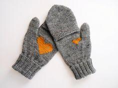 Ravelry: Secretive Mittens pattern by Hanna Tjukanov Crochet Baby Mittens, Crochet Baby Blanket Beginner, Knit Mittens, Knitted Gloves, Christmas Knitting Patterns, Crochet Patterns, Knitting Projects, Crochet Projects, Seed Stitch