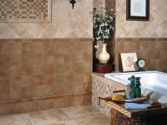 #Interceramic - Cedar Stone - Glazed Porcelain floor tile & Glazed Ceramic wall tile