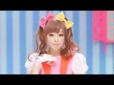 ▶ きゃりーぱみゅぱみゅ - PONPONPON , Kyary Pamyu Pamyu - PONPONPON - YouTube  It's so weird I felt like a squirrel with sugar rush!!!