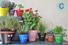 Les pots Barba // http://www.deco.fr/loisirs-creatifs/actualite-713505-tuto-barba-pots-cocorely.html