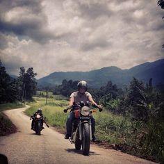 #motorcycles #riding #motos   caferacerpasion.com