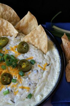 Jalapeno Cream Cheese Dip is a very tasty and popular dip recipe. Loaded with cream cheese, Pepper Jack cheese, diced green chilies, jalapenos and more. Jalapeno Cream Cheese Dip, Cream Cheese Stuffed Jalapenos, Cream Cheese Dips, Stuffed Peppers, Mexican Cream Cheese Dip, Tailgate Appetizers, Appetizer Dips, Appetizer Recipes, Tailgating