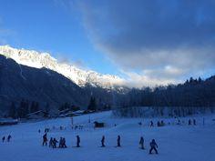 Dicas de esqui em Chamonix, na França