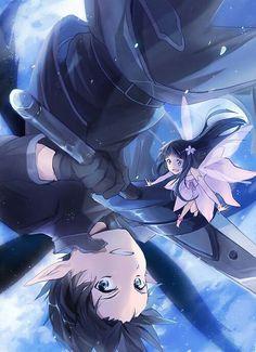 Alo x Kirito&Yui