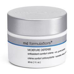 md formulations Moisture Defense Antioxidant Comfort Creme 30ml