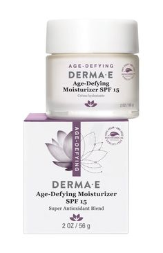 DERMA E Advanced Peptides and Collagen Moisturizer is designed to smooth and soften the appearance of fine lines. FInd out how we use plant extract Pycnogenol to create the best moisturizer for wrinkles. Best Moisturizer, Cleansing Oil, Skin Firming, Deep, Jojoba Oil, Perfume Bottles, Skin Care