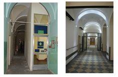 I piętro - strefa przeciwpożarowa - zakońćzenie remontu listopad 2012 rok