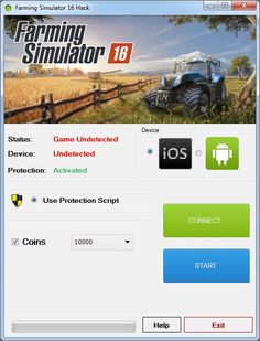 Farming Simulator 16 Hack