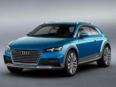 Audi Allroad concept (© Audi)