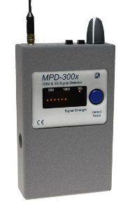 Détecteur Professionnel 300PRO de fréquences numériques type téléphone portable