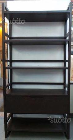 EURO 150   La Mecca contovendita - Libreria a giorno in wengè - Arredamento e Casalinghi In vendita a Firenze - Subito PRO