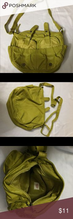 Chartreuse color Crossbody bag My favorite color chartreuse stunning wd ur all black outfits Bags Crossbody Bags