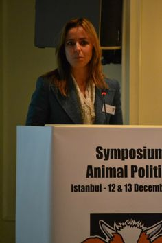 Our Animal Politics Symposium in Istanbul started today!