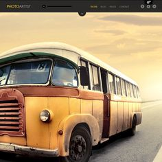 PhotoArtist is a premium WordPress theme created by themefuse that is ideal for photographers and photo enthusiasts who want to share their pictures online