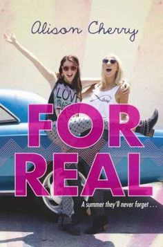 For real - When shy, intelligent, eighteen-year-old Claire convinces her beautiful, popular sister Miranda to team up and compete against Miranda's cheating ex-boyfriend on a reality television show, Claire is the one to capture a fellow contestant's attention.