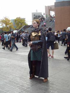 Brienne of Tarth Cosplay by ~cuttoothom on deviantART