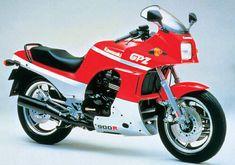 Kawasaki gpz 900 autos y motos pinterest de motor van tom cruise in top gun kawasaki gpz900r fandeluxe Image collections