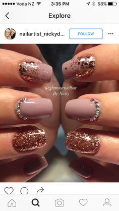 Health & Beauty Nail Care, Manicure & Pedicure Liberal Glam & Glits Powder Da67 Sterling Silver 1 Oz