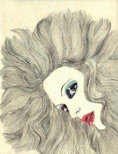 I LOVE ILLUSTRATION - Margot Mace