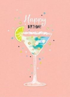 Happy Birthday Wiches : QUOTATION - Image : Birthday Quotes - Description Debbie Edwards - Female Birthday Contemporary Range Cocktail With Lime Special Happy Birthday Wishes, Birthday Wishes Messages, Birthday Blessings, Happy Wishes, Happy Birthday Greetings, Happy Birthday Pictures, Happy Birthday Quotes, Happy Birthday Female, Birthday Photos