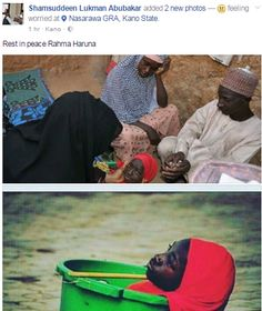 Limbless Nigerian teen who lives in a plastic bowl dies    19-year-old Rahma Haruna, whose limb s...