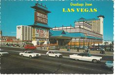 Vintage Imperial Palace Hotel and Casino Las Vegas by OnTheBlvdVintage