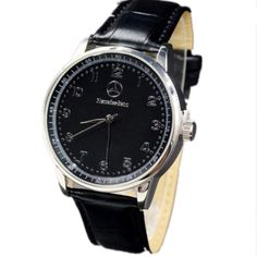 New Style Mercedes Belt Watch Men Korean-style Fashion Business Casual Leather Belt Bens - VQ Mart Mens Watches Leather, Watches For Men, Men's Watches, Leather Men, Business Fashion, Business Casual, Only Play, Watch Model, Sport Casual