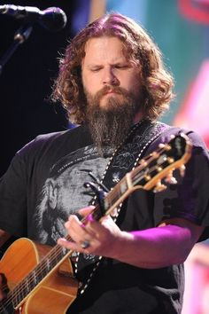 Jamey Johnson - The most under-appreciated (by the masses anyway) songwriter/singer.  What an amazing talent