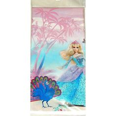 Barbie Pegasus Beverage Dessert Cake Napkins 16 Count Birthday Party Supplies