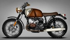 """We just did an article on Ton-Up's BMW R75/5 build, but we think they've upped the game once again with their latest build, the BMW R45 """"Pure"""" by Ton-Up Garage ($TBA). Basically this bike is a do-over. It evolved from a previous custom attempt that they felt missed the mark. They were shooting for simplicity and purity. An easy to ride and handle bike, that allowed any type of rider to ride it. The engine is a completely rebuilt 474cc 35hp engine, that's well balanced and can be used as…"""