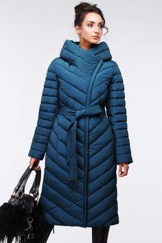 Зимнее стеганое одеяло пуховик Фелиция от Nui Very - зимняя куртка женская  2017 f8957cc35186d