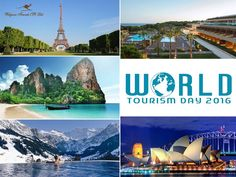 """""""#Tourists don't know where they've been, #Travelers don't know where they're going."""" Happy World Tourism Day  Welgrow Travels is here to guide you, and to create a #Journey that will surpass your expectations. We have over 17 years of experience in the #Travel industry, and we are constantly working on exploring new #Destinations year after year.  Our well-planned itineraries along with expert guides help you to explore the unexplored moments of life.  Explore #LuxuryTravel Packages to Wor"""
