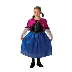 The biggest Disney frozen collection from Smyths Toys. Shop for frozen costume, Disney frozen dolls and more. Costume Princesse Disney, Princess Anna Costume, Princess Fancy Dress, Disney Princess Costumes, Princess Party, Disney Fancy Dress, Fancy Dress For Kids, Fancy Dress Outfits, Girl Outfits
