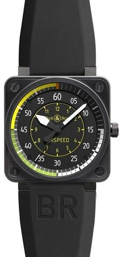 This week we are featuring the Limited Edition Bell & Ross Airspeed. This automatic watch is inspired by aeronautical instrumentation focusing on legibility and reliability. Bell Ross, Best Watches For Men, Cool Watches, Men's Watches, Unique Watches, Modern Watches, Fine Watches, Wrist Watches, Gq