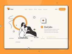 Finer Home Page designed by Afterglow. Connect with them on Dribbble; the global community for designers and creative professionals. Best Web Design, Make Design, Branding, Application Design, Job Posting, Website Design Inspiration, Find A Job, Show And Tell, Marketing Websites