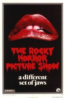 The Rocky Horror Picture Show (1975). I can't believe my BF has never seen it.